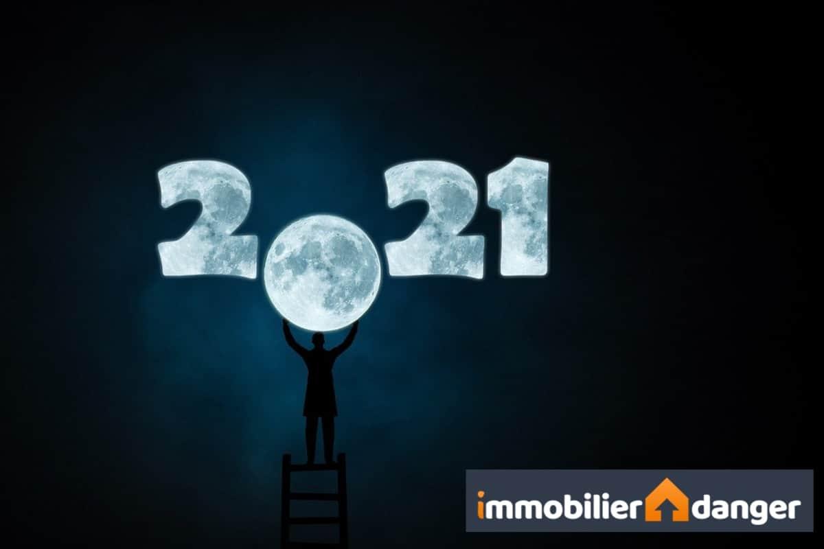 marché immobilier 2021 : changements et tendances d'évolution